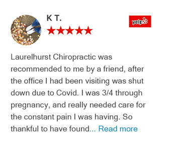 K T. Yelp review