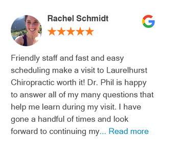 Rachel Schmidt Review