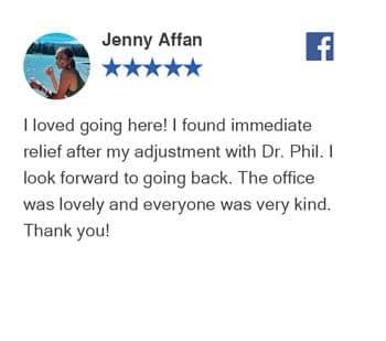 Jenny Affan Review