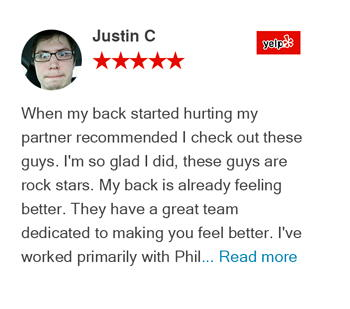Justin C Review